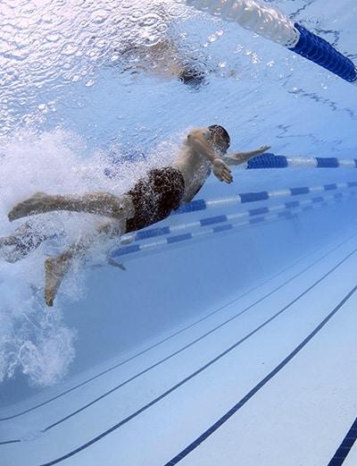 Bouchon d'oreille sur mesure pour la piscine, contre l'eau et les otites